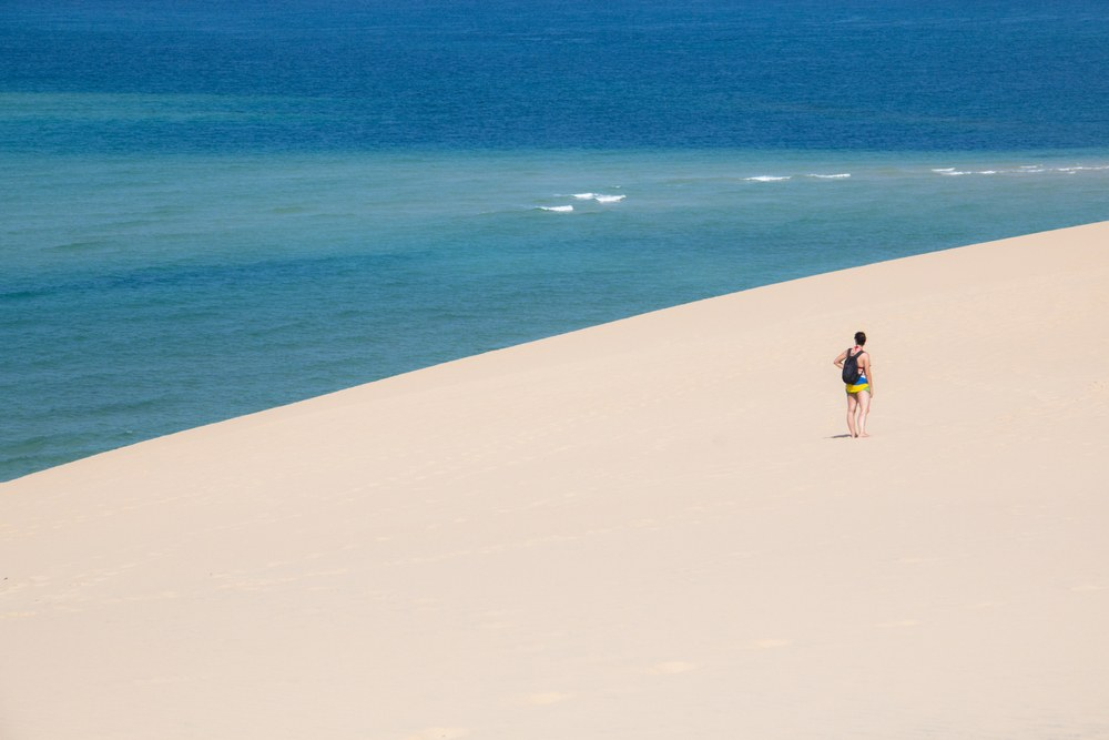 backpacking mozambique