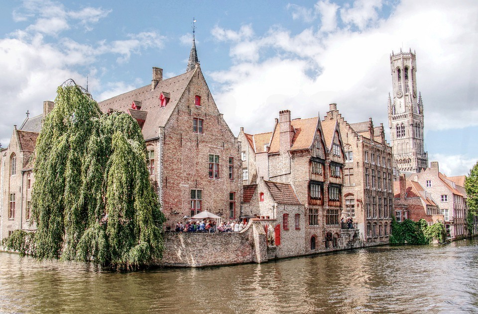 Best Hostels in Bruges