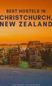 Best hostels in Christchurch