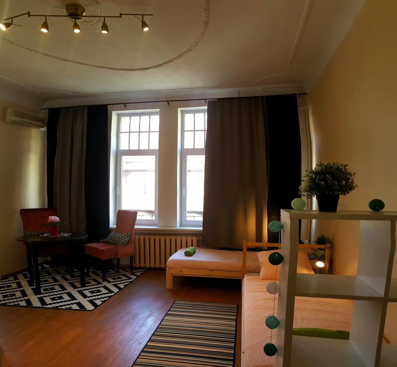 Brivibas Hostel best hostels in Riga