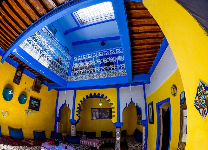 Best Hostel for Couples in Chefchaouen