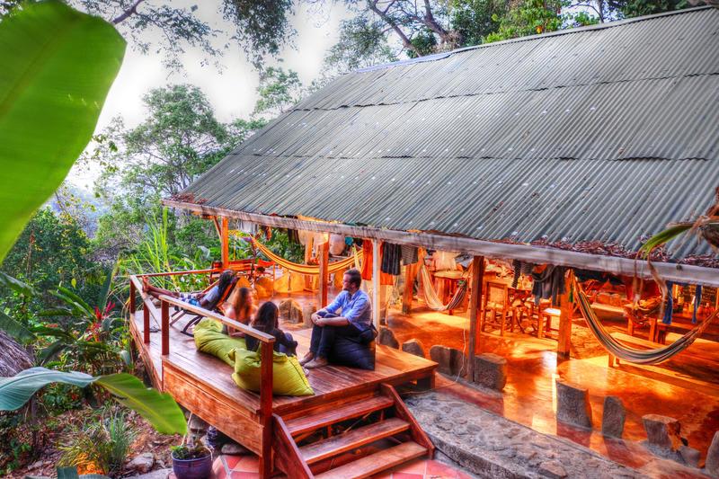 Casa Loma Minca best hostels in Minca