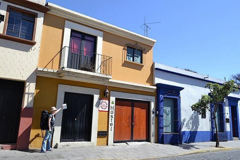 Cielo Rojo Hostel best hostels in Oaxaca