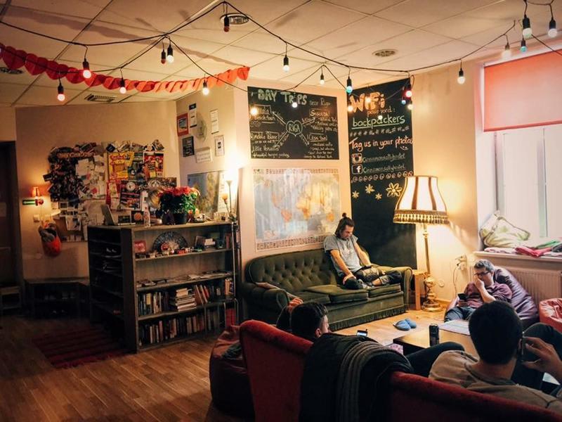 Cinnamon Sally Backpackers best hostels in Riga