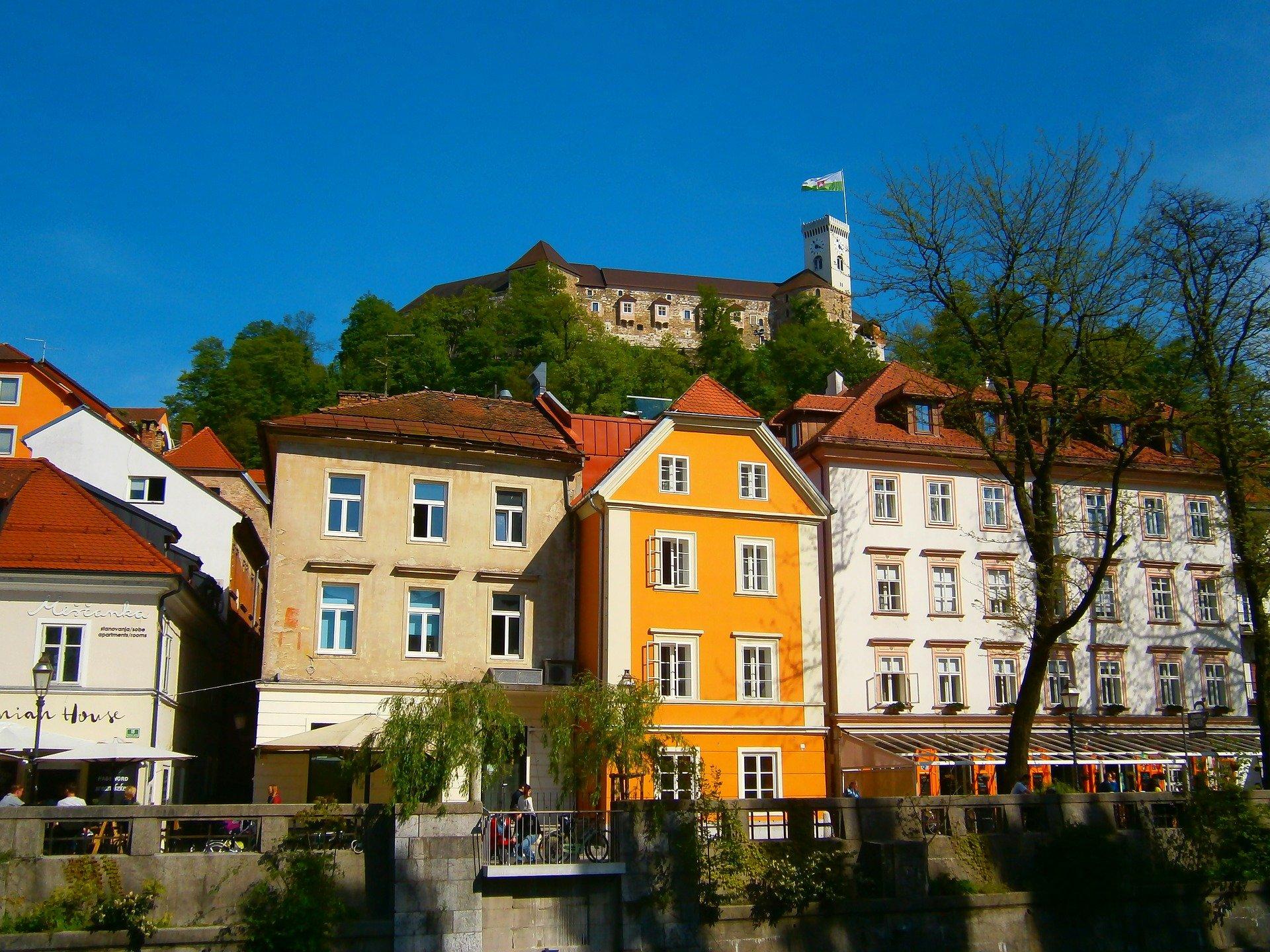 City Centre, Ljubljana