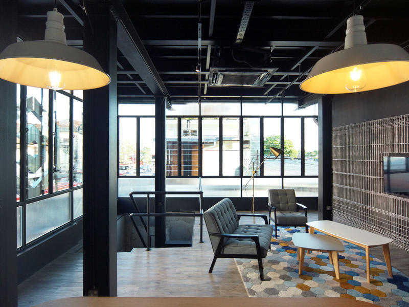 Container Hotel Penang best hostels in Penang