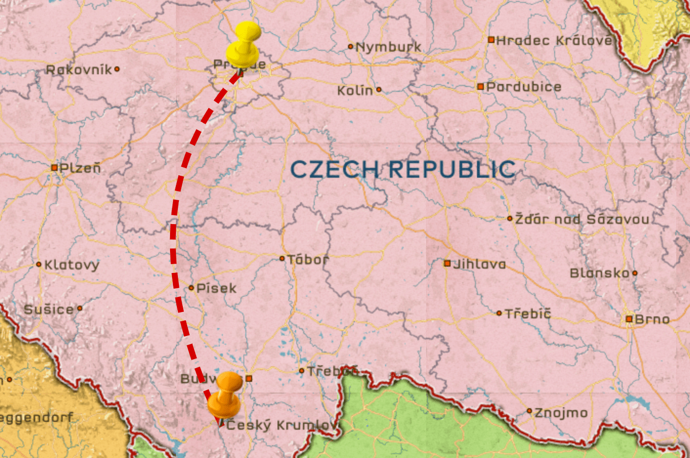 Czech Republic Itinerary #1