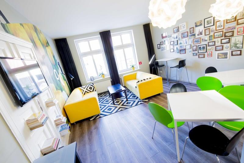 DobraNoc Hostel best hostels in Poznan