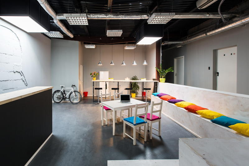 Fabrika Hostel & Gallery best hostels in Vilnius