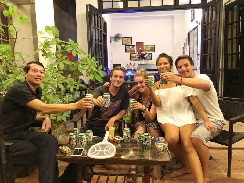 Friendly House best hostels in Hue