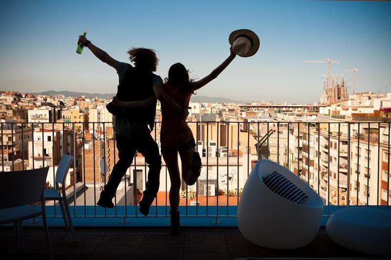 Generator Hostel best party hostels in Barcelona