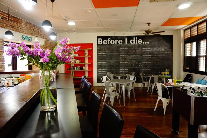 Georgetown Residences best hostels in Penang