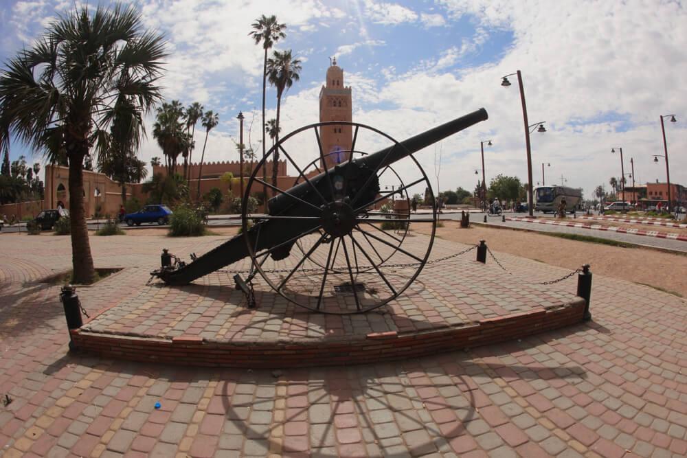 Gueliz ttd Marrakech