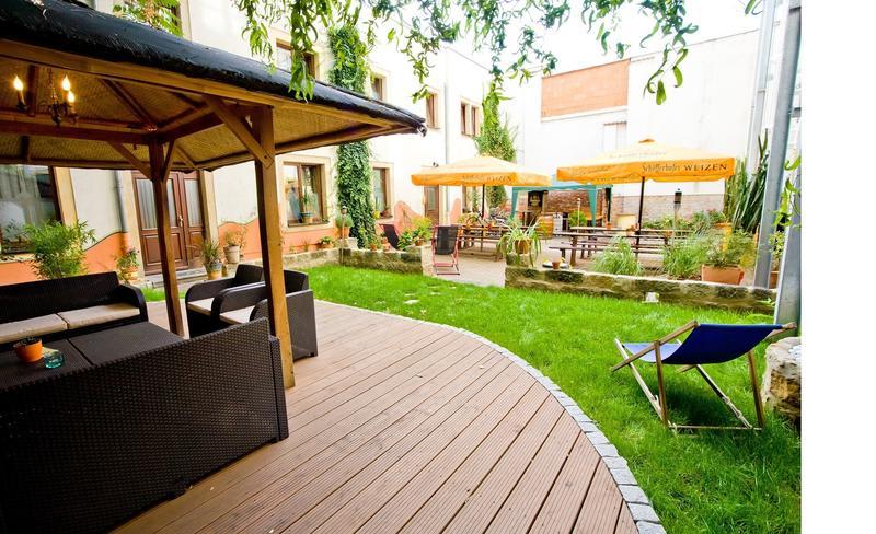 Guesthouse Mezcalero best hostels in Dresden