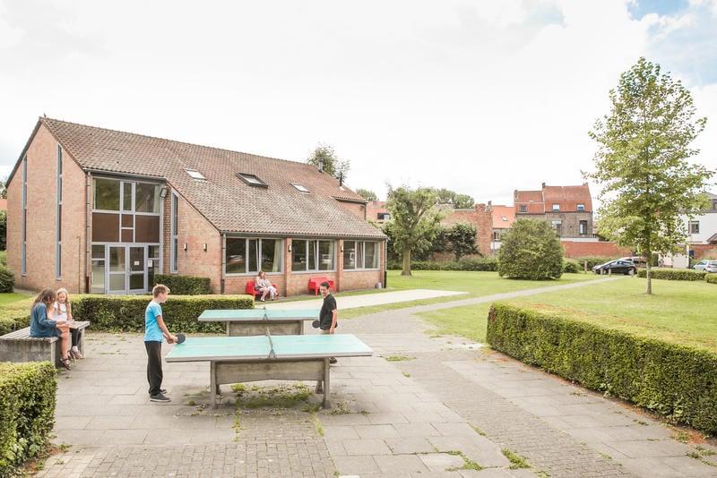 HI Europa Brugge best hostels in Bruges