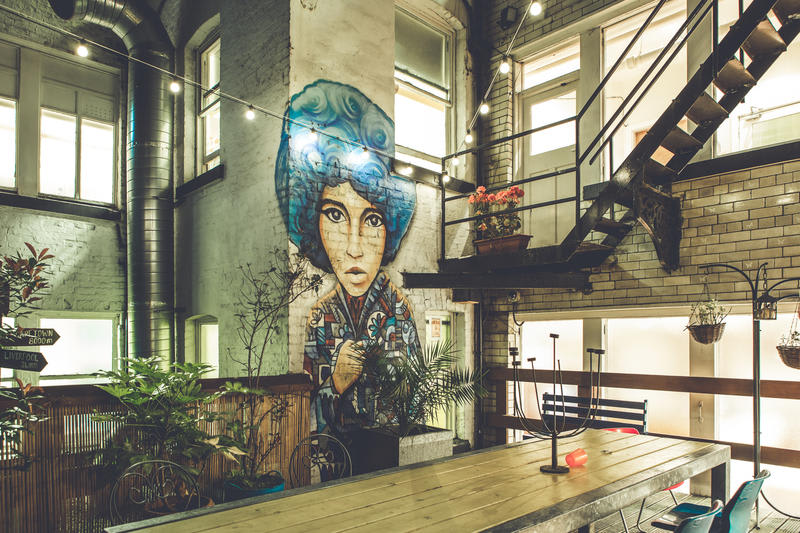 Hatters at Hilton Chambers best hostels in Manchester