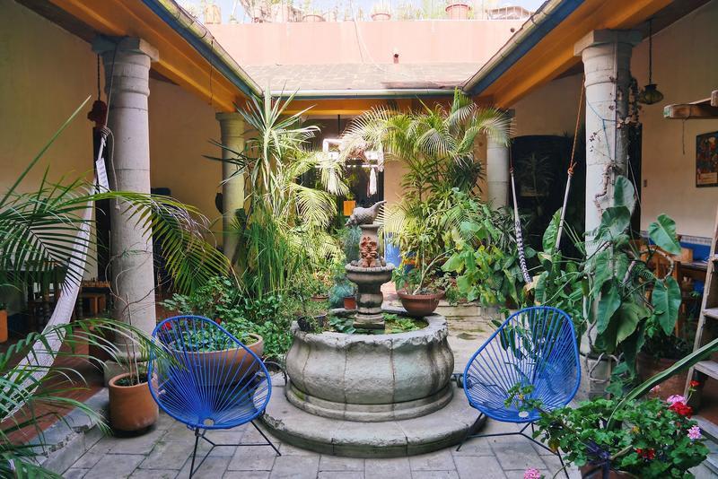 Hostal Luz de Luna best hostels in Oaxaca