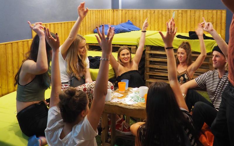 Hostel One Sants best party hostels in Barcelona