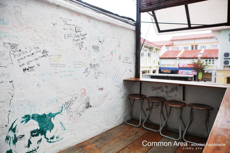 House of Journey best hostels in Penang