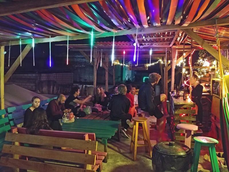 Iguana Hostel best hostels in Oaxaca