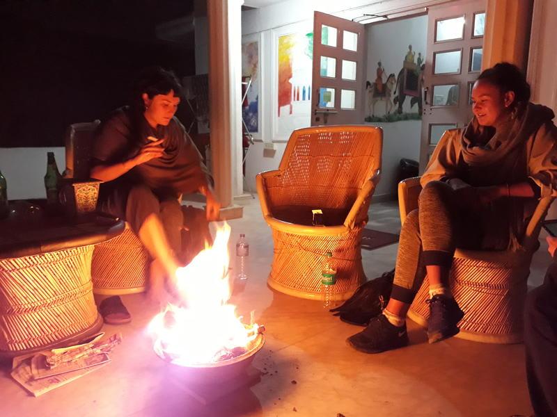 Jaipur Sundeck Hostel best hostels in Jaipur