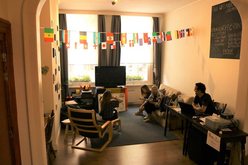 Kabas Hostel best hostels in Antwerp