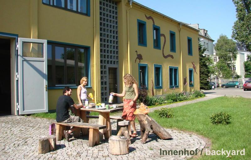 Kangaroo Stop best hostels in Dresden