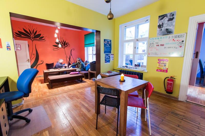 Knight House best hostels in Tallinn