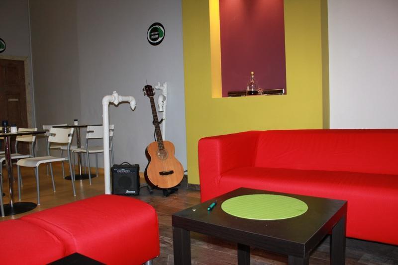 La Guitarra Hostel best hostels in Poznan