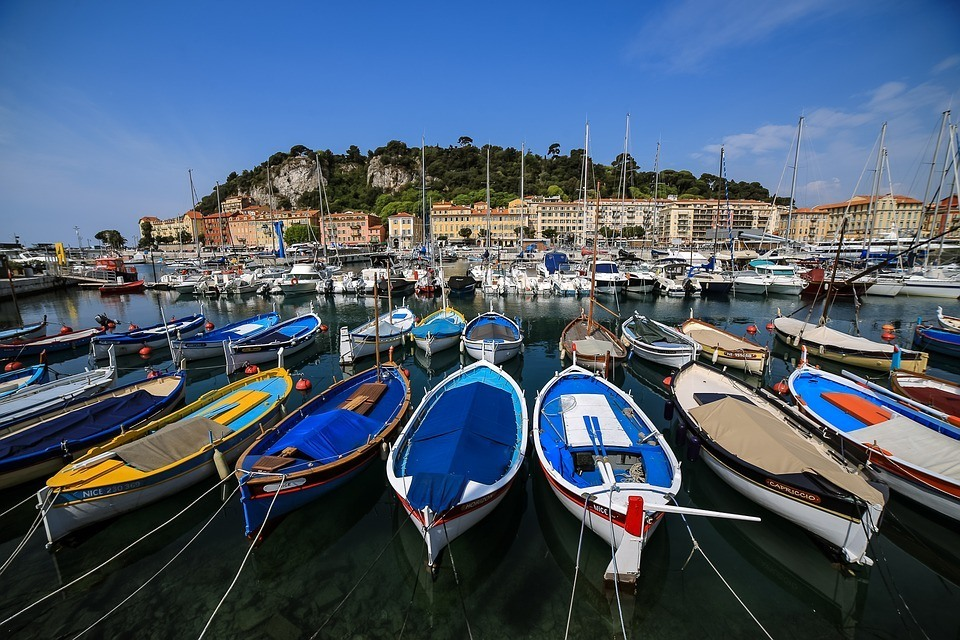 Le Port, Nice