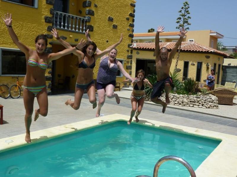 Los Amigos Backpackers Hostel best hostels in Tenerife