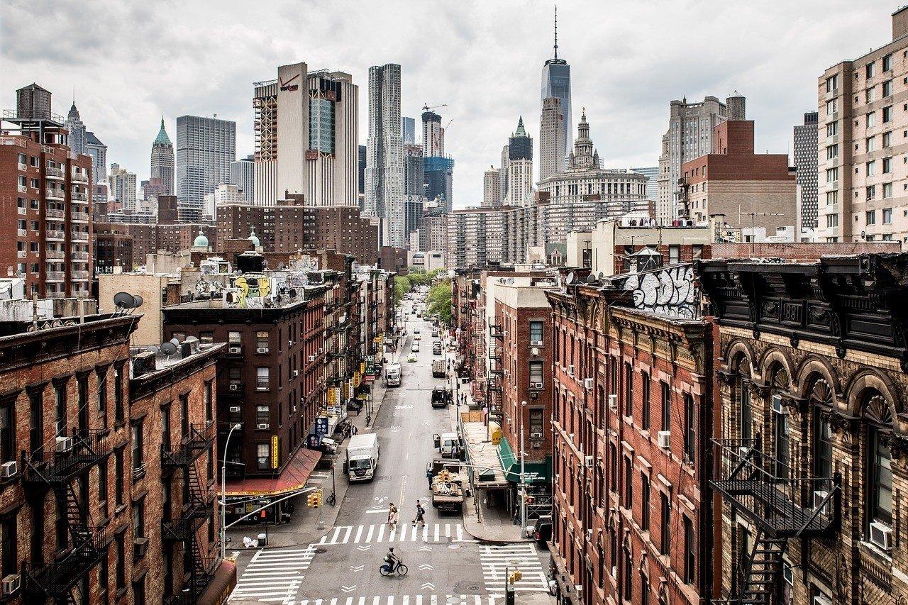 Lower east ttd New York City
