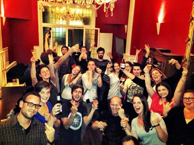 Lybeer Travellers Hostel best hostels in Bruges