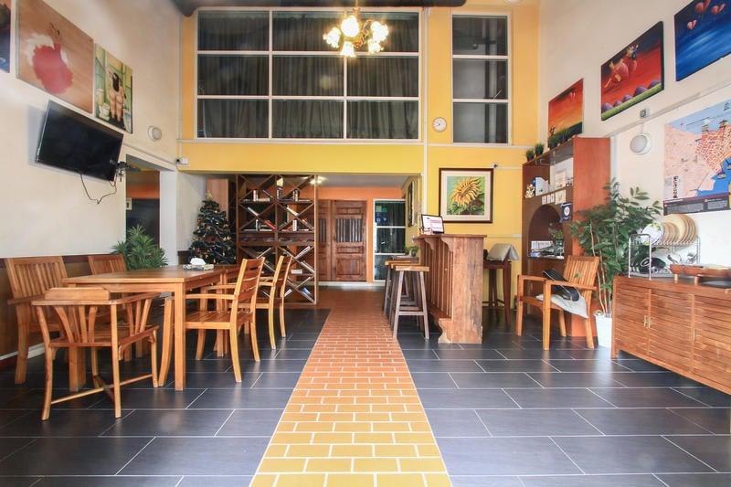 Magpie Residence best hostels in Penang