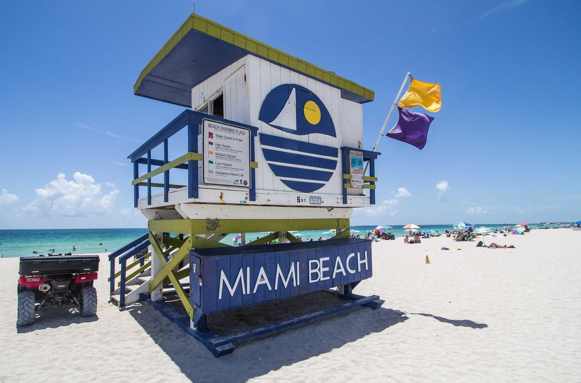 Miami Beach - Where to Stay in Miami on a Budget