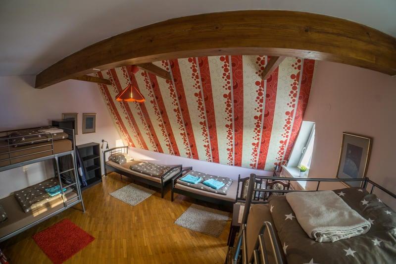 Mikalo House best hostels in Vilnius