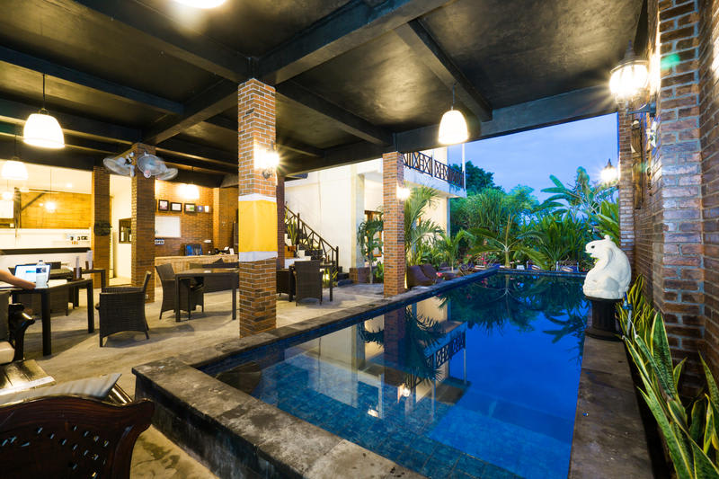 Nyuh Gading Home Stay best hostels in Nusa Lembongan and Nusa Penida