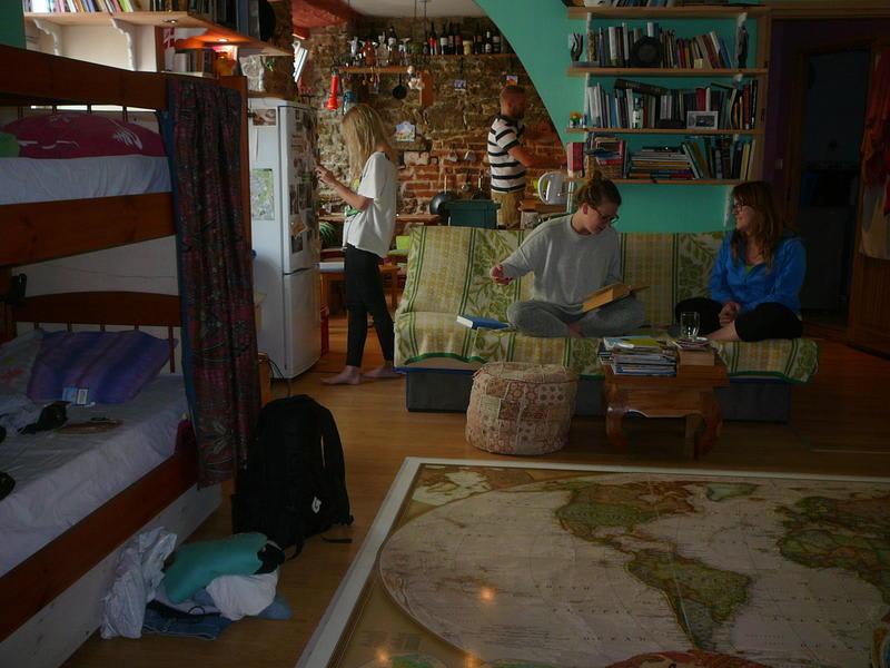 Old Town Backpackers best hostels in Tallinn