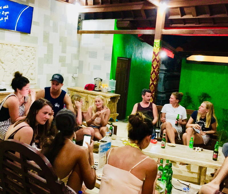 Pange Hostel best hostels in Nusa Lembongan and Nusa Penida