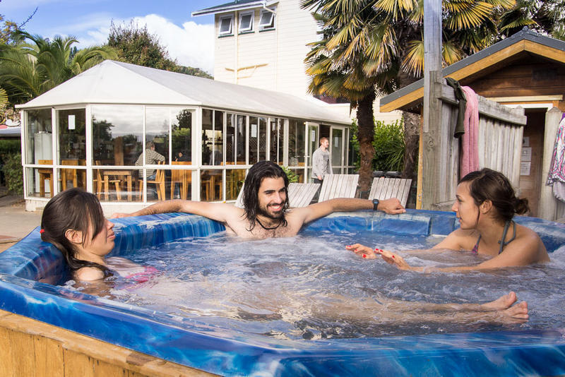 Paradiso Backpackers best hostels in Nelson