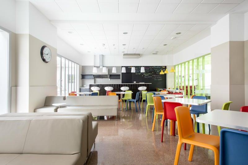 Residencia Blas De Otero best hostels in Bilbao