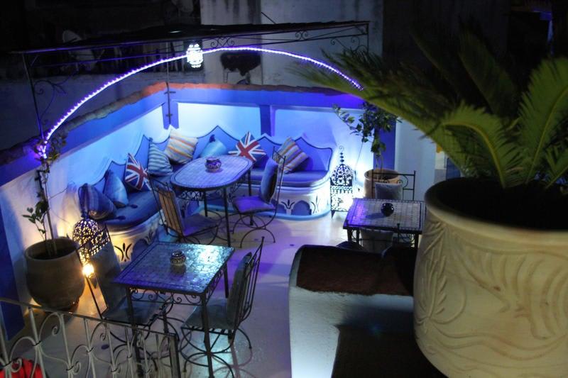 Riad Baraka Hostel best hostels in Chefchaouen