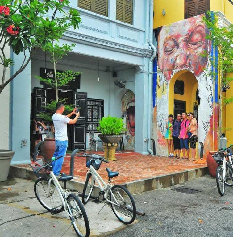 Ryokan Muntri Boutique Hostel best hostels in Penang