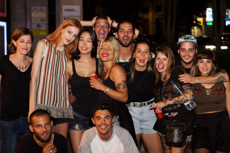 Sant Jordi Alberg best party hostels in Barcelona