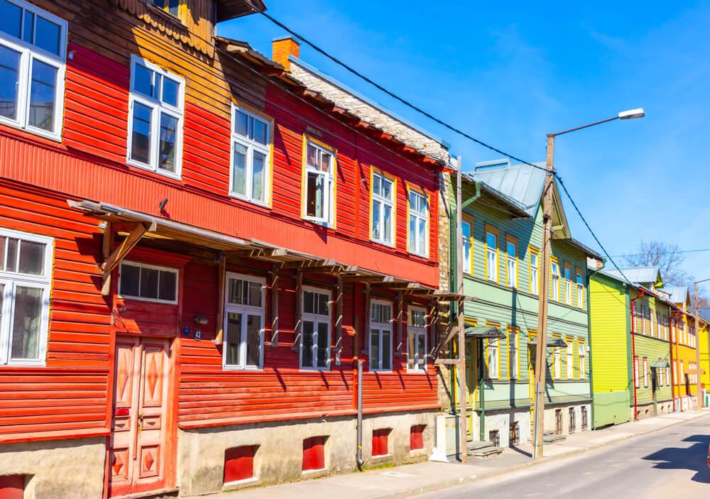 Kalamaja Neighborhood