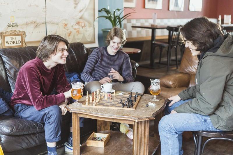 Snuffel Hostel best hostels in Bruges