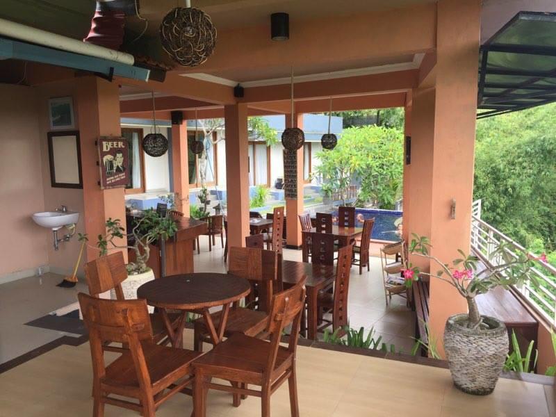 Terrace Ampels Backpackers best hostels in Uluwatu
