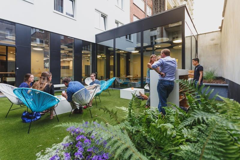 The Ash best hostels in Antwerp