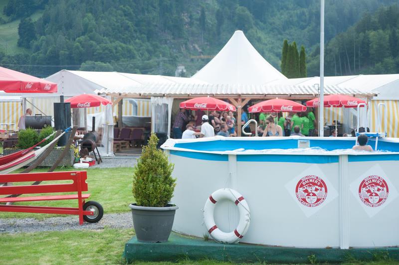 The Tent Village best hostels in Interlaken