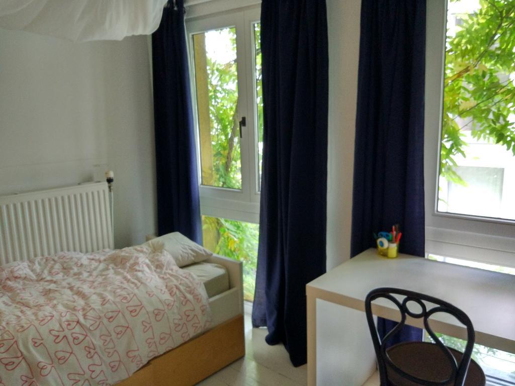 Treehouse best hostels in Antwerp